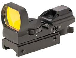 Tasco ProPoint 1x32mm Red Dot 4 Dial In Riflescope QP22